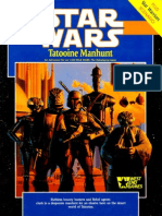 WEG40005 - Star Wars - Tatooine Manhunt (1st Edition)