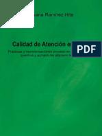 Susana Ramírez Hita Calidad Atencion Salud Intercultural