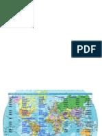 Listado de Países
