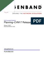 PLN10062 001 04.03 CVM17 c20 Planning Release Delta