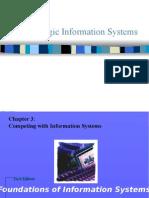 Strategic Information Systemsis
