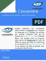 Exposicion Cassandra