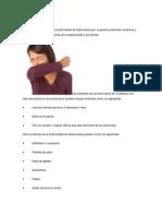 Tuberculosis pulmonar, sintomas y tratamientos