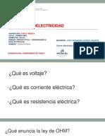 Clase de Bioelectricidad