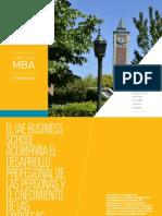 Folleto Mba Digital 2015