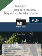 Módulo 1 Diagnóstico Social y Urbano UCEN (2)