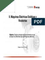 Maquinas Electricas Estaticas y Rot