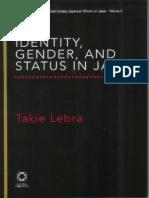[University of Hawaii Takie Lebra] Identity, Gende(BookSee.org)