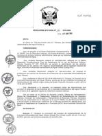 r.j. 121-2014- Culminacion Aaa Titicaca