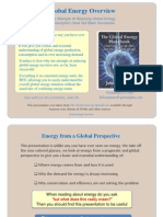 Global Energy Overview