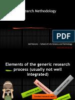 Reserach Methodology