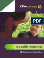 Manual Contas a Pagar