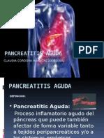 Pancreatitis Aguda- IM. CLaudia Cordova H..ppt