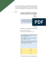 Ejercicios Excel- Milagros Muñoz Salome