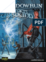 Shadowrun - Artifacts Unbound