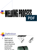 welding and Casting Process