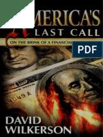 David Wilkerson_America's Last Call