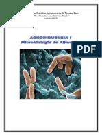 Agroindustria i Microbiologia de Alimentos