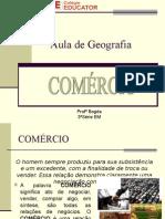 Comercio - AulaGeo