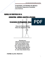 Manual de Quimica Analitica Aplicada