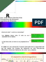 Color en Los Alimentos