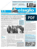 Edicion Impresa Elsiglo 11-11-2015