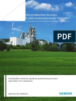How does cement production become energy efficient and enviromentally friendly.pdf