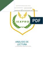 Analisis La Pedagogia Constructivista