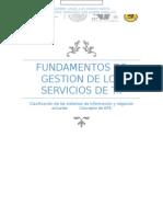 Clasificación de los sistemas de información y negocios actuales