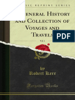 A General History and Collection of Voyages and Travels, volume 1
