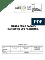 Marco Ético Médico-Final