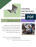 Choosing Shelter Plans