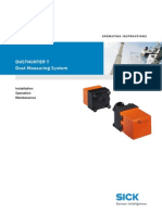 Operating Instructions DUSTHUNTER T Dust Concentration Monitor en IM0037663