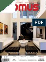 Revista Domus Abril Mayo 2015 Ecuador