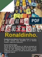 Presentación Ronaldinho