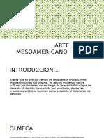Arte Mesoamericáno