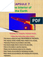 The Interior of Earth