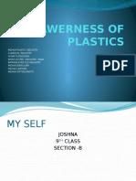 Awerness of Plastics
