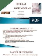 Skrofuloderma