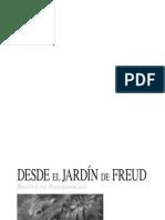 Desde El Jardín de Freud 15 Estructura Del Sujeto y Lazo Social Contemporáneo (2015)