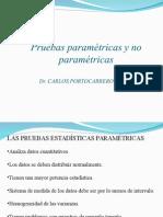 Pruebas Parametricas y No Parametricas (1)