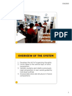 System of Writing 2015 PDF