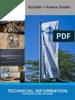 Iso -Dn- En Technical Comparison Fof Fastener Standards