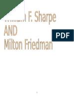 Two Nobel Memorial Prize Winners in Economic Sciences