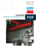 PromatUK_DURASTEEL®_ Ductwork _Application Guide_072003