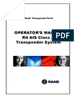 ais saab r4 ais operation manual light emitting diode technology rh scribd com