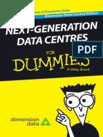 NextGen DataCenter for Dummies