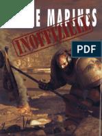 Space Marines Auf Zelluloid