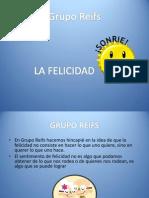 Grupo Reifs  La Felicidad