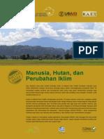 Manusia, Hutan Dan Perubahan Iklim